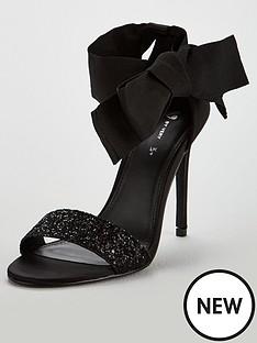 v-by-very-brynn-glitter-strap-bow-tie-sandal