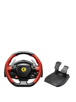 Thrustmaster Thrustmaster Ferrari 458 Spider Racing Wheel For Xbox One Picture
