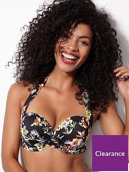 boux-avenue-dark-floral-bikini-top