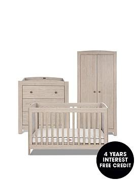 silver-cross-silver-cross-new-england-cot-bed-dresser-amp-wardrobe