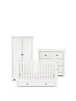 silver-cross-nostalgia-sleigh-cotbed-dresser-wardrobe-pure-white