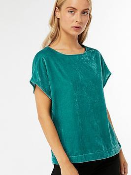 monsoon-maddox-velvet-t-shirt-tealnbsp