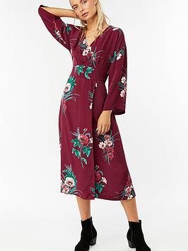 monsoon-gloria-print-floral-wrap-dress-red