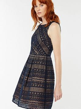 monsoon-jacey-lace-dress-navy
