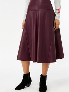 monsoon-poppynbspmidi-skirt-burgundynbsp