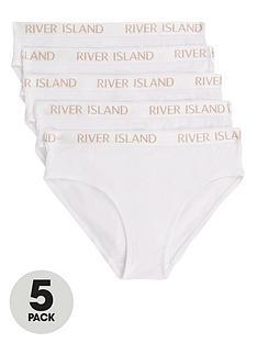 river-island-girls-white-ri-briefs-multipack
