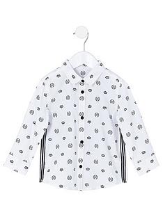 river-island-mini-boys-white-ri-crown-print-shirt