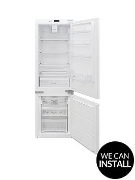 candy-bcbf174ftk-55cmnbspwidenbspintegrated-frost-free-fridge-freezer-with-optional-installation-white