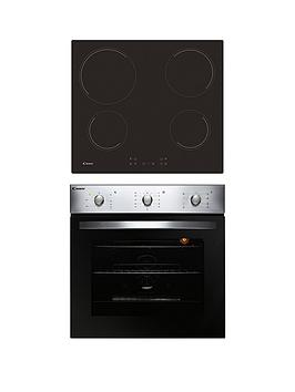 candy-coehp60x-60cm-electric-single-oven-amp-ceramic-hob-pack-stainless-steel
