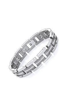 titanium-mens-link-chain-bracelet
