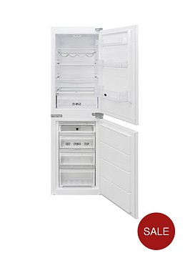 hoover-bhbs172ukt-55cmnbspwide-integrated-fridge-freezer-white