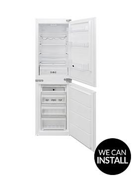 hoover-h-fridge-300nbspbhbs172ukt-55cmnbspwide-integrated-fridge-freezer-with-optional-installation-white