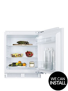 candy-cru160nek-55cmnbspwide-built-in-under-counter-fridge-with-optional-installation-white
