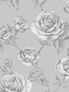 boutique-countess-silver-wallpaper
