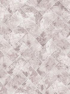 contour-travertino-taupe-wallpaper