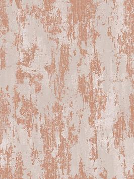 boutique-industrial-texture-copper-wallpaper