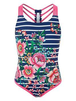 monsoon-amiya-stripe-swimsuit