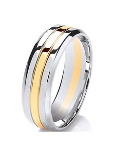 love-gold-9ct-gold-amp-palladium-two-tone-6mm-wedding-band