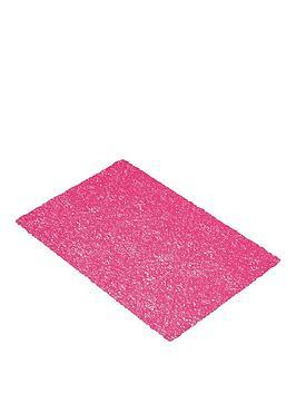 kitchencraft-pink-woven-placemats-ndash-set-of-6