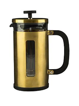 la-cafetiere-edited-pisa-8-cup-cafetiere-ndash-brushed-gold