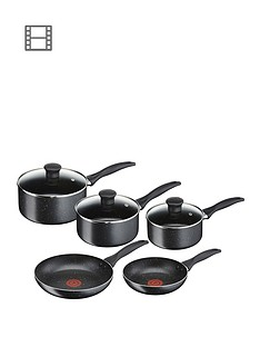 tefal-origins-ultra-resistant-stone-5-piece-pan-set--nbspstone-effect