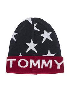 tommy-hilfiger-kids-unisex-star-beanie