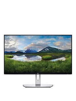 Dell   S2319H 23 Inch Full Hd, Ips, Integrated Speakers, Ultra-Thin Bezel, Widescreen Led Monitor, 3 Year Warranty - Black