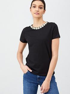 v-by-very-embellished-neckline-t-shirt-black