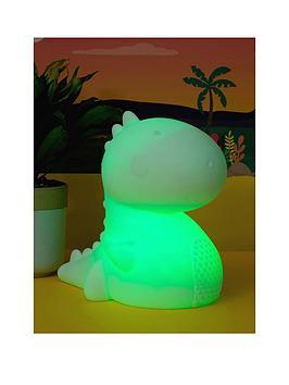 Fizz Fizz Dinosaur Mood Light - Large Picture