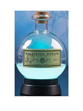 Fizz Fizz Harry Potter Colour Changing Polyjuice Potion Lamp Picture