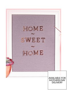 fizz-fabric-pegboard-with-rose-gold-letters