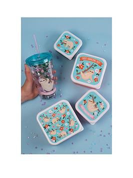 fizz-sloth-straw-cup-and-lunchbox