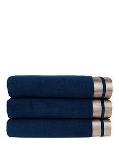 christy-mode-metalics-100-cotton-zero-twist-bath-towel-600gsm