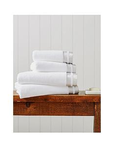 christy-mode-metallicsnbspcotton-zero-twist-towel-collection-ndash-white-silver