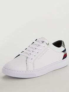 tommy-hilfiger-essential-lace-up-metallicnbspglitter-trainers-multi
