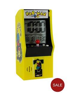 pacman-pac-man-arcade-alarm-clock