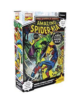 marvel-comics-luminart-ndash-spiderman-vs-hulk