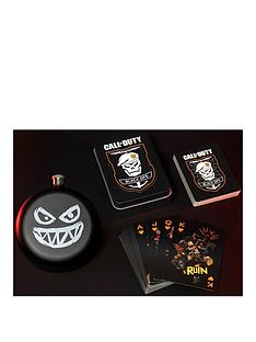 call-of-duty-call-of-duty-black-ops-4-hipflask-and-playing-cards-set