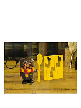 Harry Potter Harry Potter Egg Cup And Toast Cutter Picture