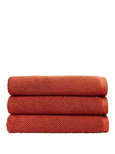 christy-brixton-luxury-textured-100-cotton-towel-collectionnbspndash-cinnabar