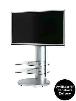 off-the-wall-origin-cantilever-tv-stand-large-screen-silver-fits-up-to-65-inch-tv