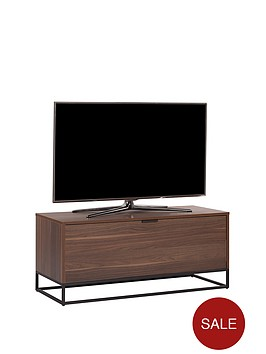 off-the-wall-cube-110-cm-tv-cabinet-walnut-effect-fits-up-to-55-inch-tv