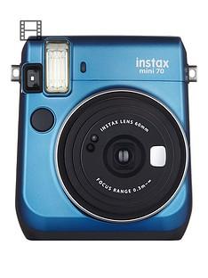 fujifilm-instax-instax-mini-70-instant-cameranbspwith-10-or-30-pack-of-paper-blue