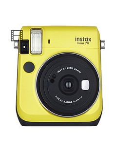 fujifilm-instax-instax-mini-70-instant-camera-with-10-or-30-pack-of-paper--nbspgold