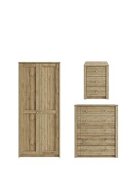 consort-bronte-3-piece-package-ndash-2-door-mirrored-wardrobe-5-drawer-chest-and-3-drawer-bedside-chest