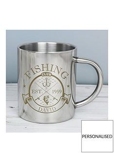 personalised-fishing-club-enamel-mug