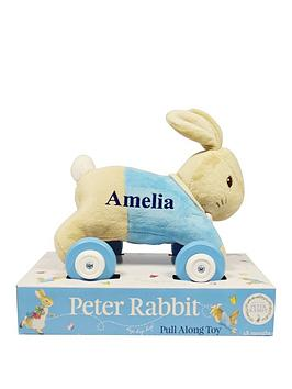 Peter Rabbit Peter Rabbit Personalised Pull Along Picture