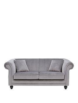Very New Grace Fabric 2 Seater Sofa Picture