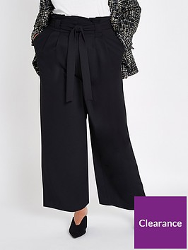 ri-plus-wide-leg-trousers-black