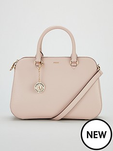 dkny-bryant-sutton-medium-satchel-bag-blush
